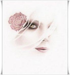 beautiful girl painting 9