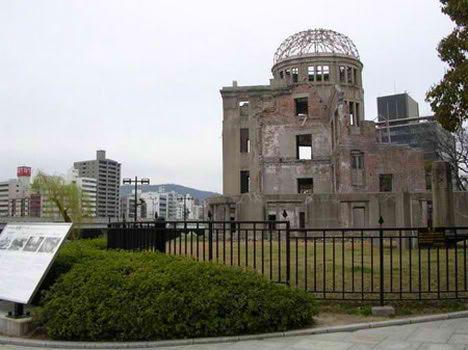 genbaku_dome_present_hiroshima_atomic_bomb