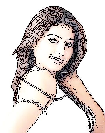 Tamil actress sneha_3